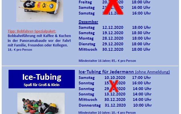 Gästeevents Okt-Dez 2020 per 29.10.2020
